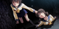 Corpse Party (3DS)/Endings
