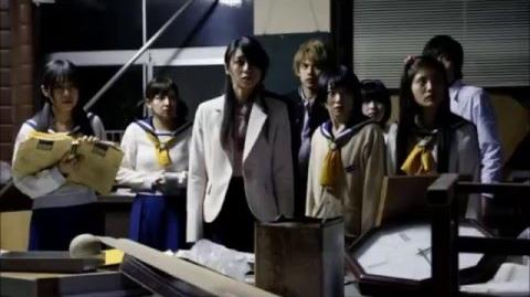 Corpse Party Live Action Movie OST - BABYLON ~before the daybreak (SUBBED)