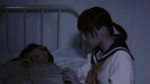 Seiko checks for Naomi's Student ID