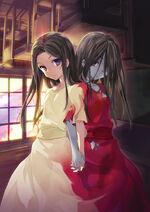 Sachiko's two sides