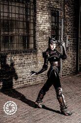 Lisa Lou Who - Catwoman