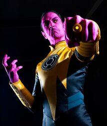 MarkMeer-Sinestro