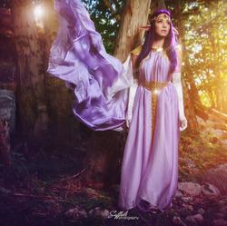 Milynn Sarley - Princess Hilda