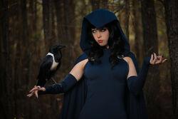 Monika Lee - Raven