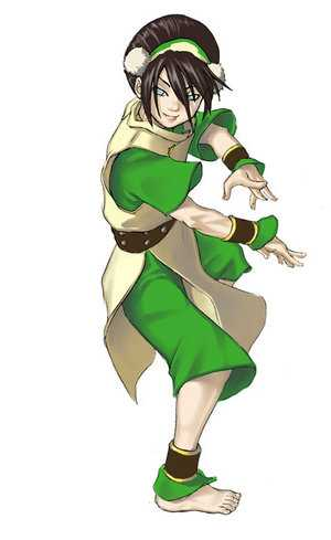 Toph Bei Fong vs. The Elric Brothers - Battles - Comic Vine