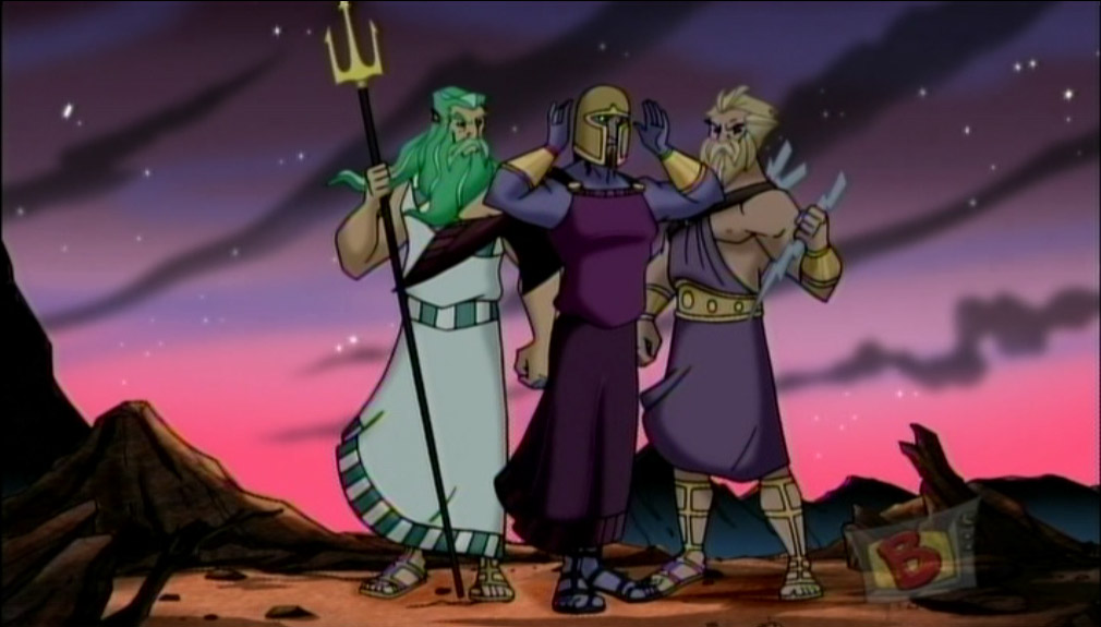 zeus and hades I know of the war about the titans vs zeus but does zeus and hades ever go to war.