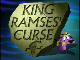 King ramses curse title