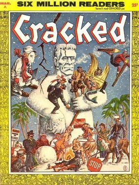 Cracked No 8