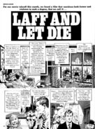 Laff and Let Die