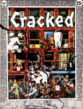 Cracked No 3