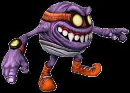 Crash Bandicoot Mind over Mutant Znu