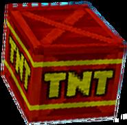 Crash Bandicoot 2 Cortex Strikes Back TNT Crate