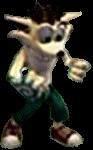 Carbon Crash Bandicoot