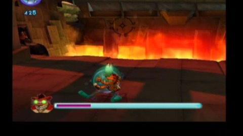 Crash Mind Over Mutant - Crunch Boss - CrashBandicoot