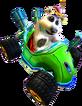 Crash Nitro Kart Polar