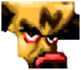 Doctor Neo Cortex CTR Icon