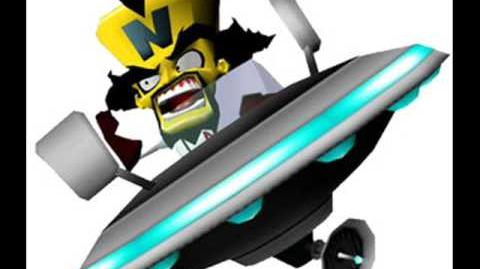 Crash Nitro Kart - Dr Neo Cortex quotes and taunts