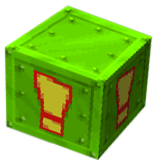 Crash Bandicoot 2 Cortex Strikes Back Nitro Switch Crate