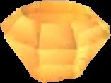 Crash Bandicoot Orange Gem