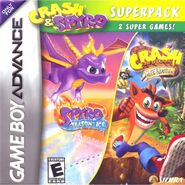 Crash and Spyro2