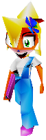 Crash 3 Coco Bandicoot