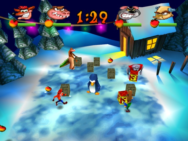 Image result for crash bash