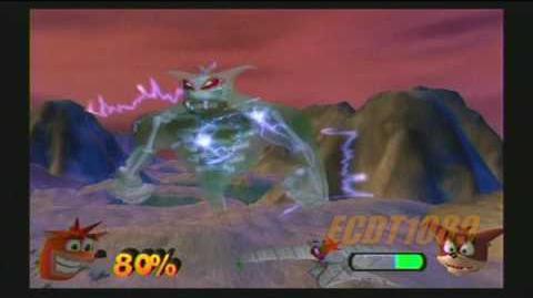 Crash Bandicoot The Wrath of Cortex (Playthrough) Part 32 68 Boss 4