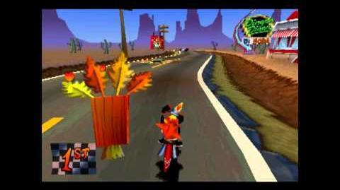 Hog Ride - Clear Gem - Crash Bandicoot 3 Warped - 105% Playthrough (Part 7)