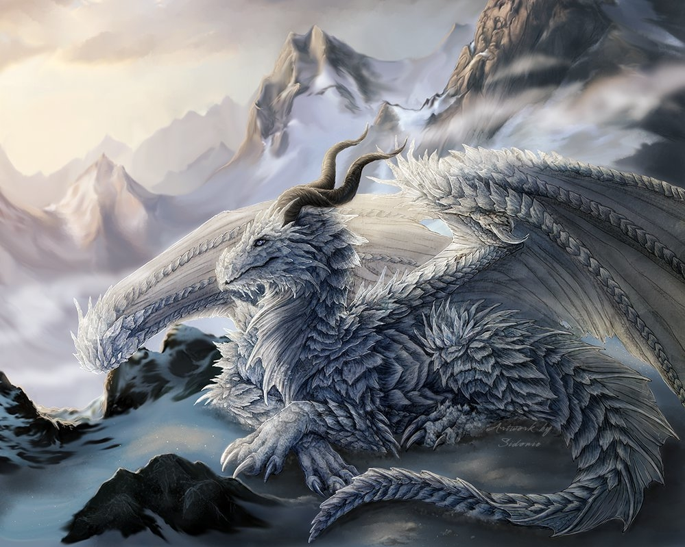 Ice Dragon | Create-A-Cryptid Wikia | FANDOM powered by Wikia