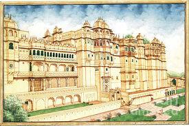 Royal palace zhorra