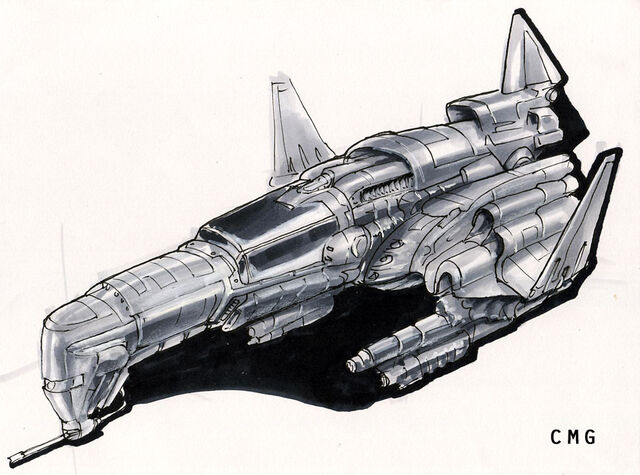 File:Small Fighter by MeckanicalMind.jpg