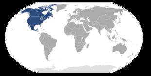 400px-North America Map
