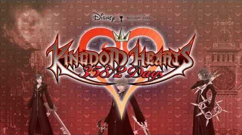 Kingdom Hearts 358 2 Days - Critical Drive