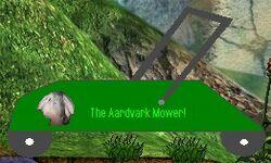 Aadvark mower