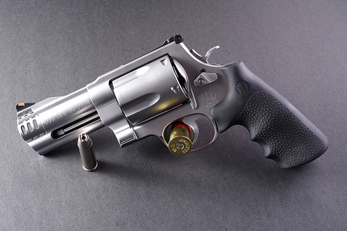 Smith & Wesson 500 Magnum!! - YouTube