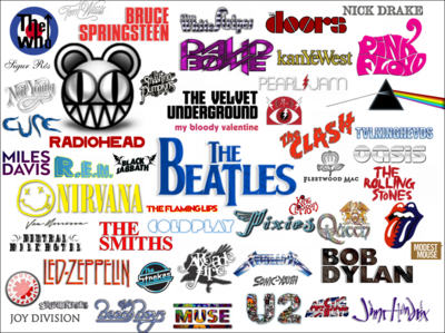 Greatest bands of all time
