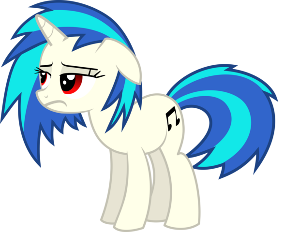 File:Vector vinyl scratch having a bad day by namelesshero2222-d4qnohb.png