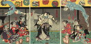 Kuniyoshi The Ghosts