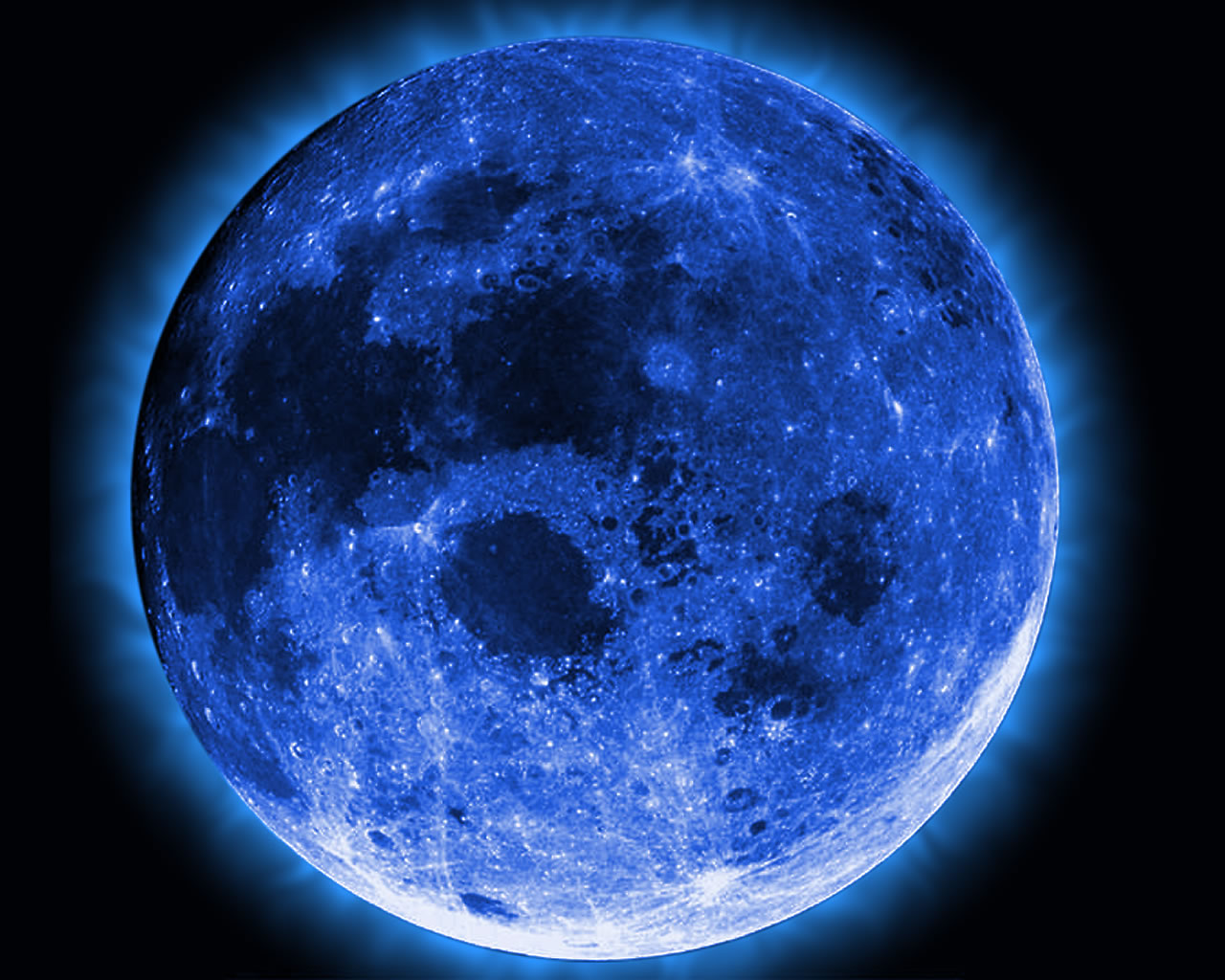 blue moon - photo #12