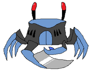 Giant enemy crab by laserpotato-d5rmdl4