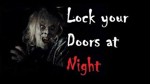 Scary Short Stories - Lock Your Doors At Night - Creepypasta