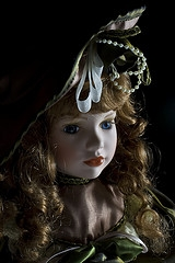 Victorian Porcelain Dolls