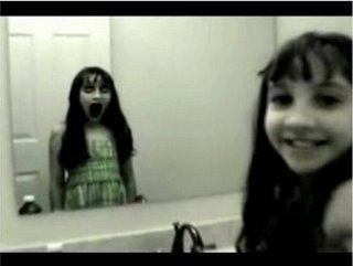 Scary-mirror