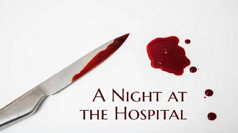 ''A Night in the Hospital'' by EmpyrealInvective (Narrated by Dr. Creepen)