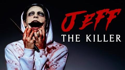 JEFF THE KILLER OFFICIAL MOVIE TEASER TRAILER