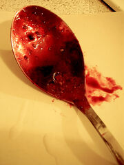 Bloody-spoon