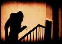 Nosferatu stairs