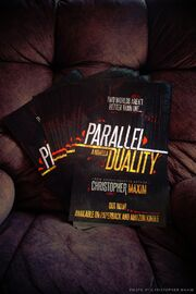 Parallel Duality (Printed Poster)