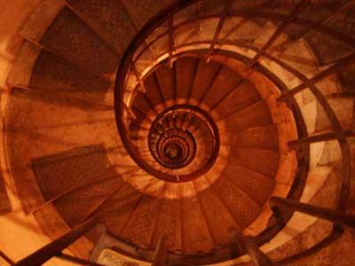 File:Arc de triomphe stairs.jpg