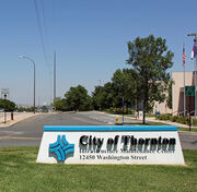 City of Thornton -- Infrastructure Maintenance Center